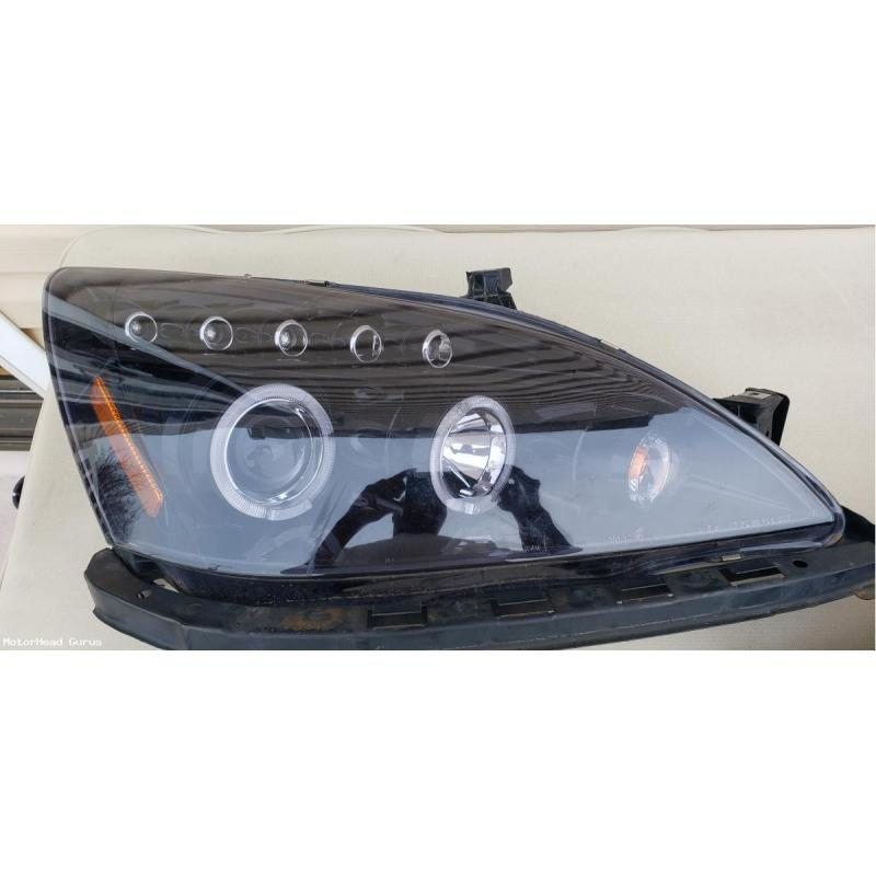 2001-2005 Honda Accord Projector Head Lights